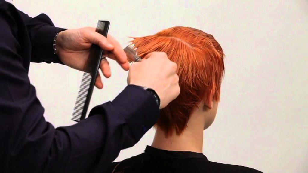 Medium Pixie Haircuts trends 2020 orange pixie 3