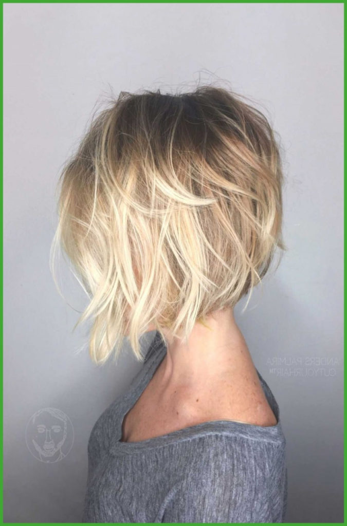 Medium Shag Haircuts trends 2020 Light ash blonde
