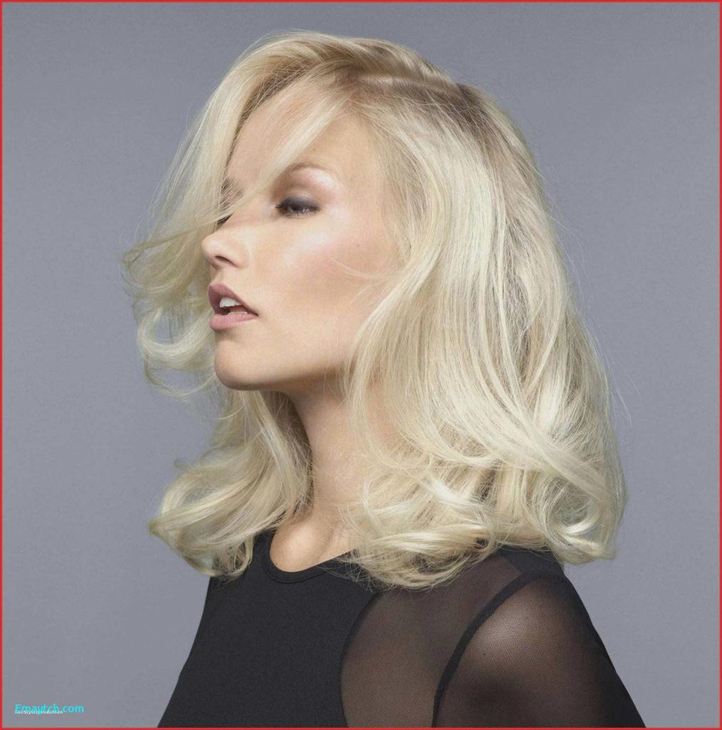 Medium Shag Haircuts trends 2020 Platinum blonde highlight