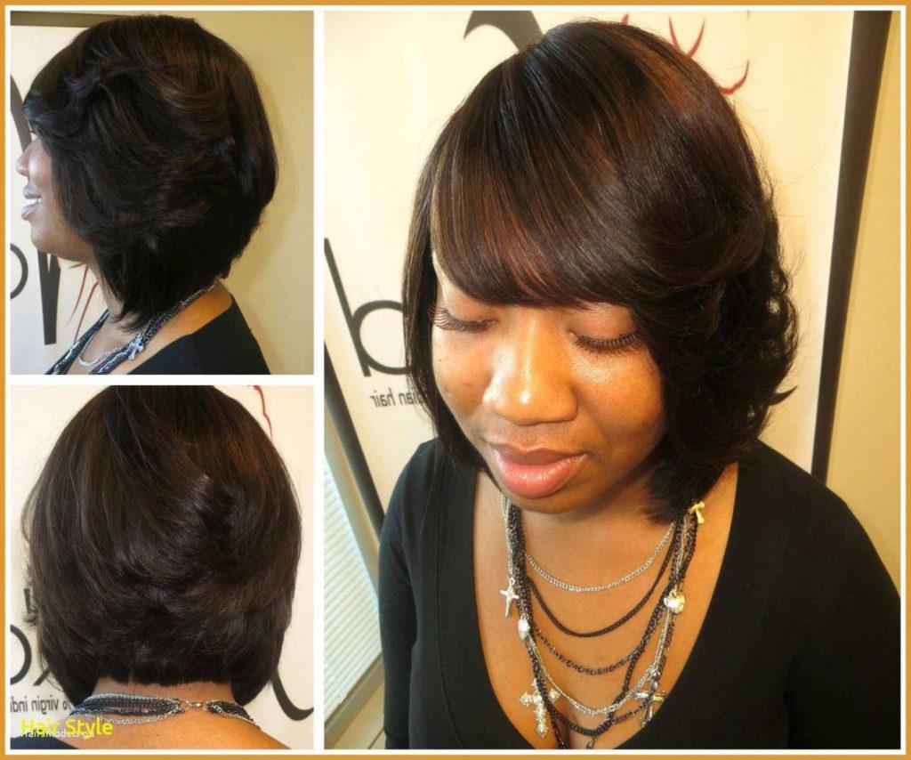 Medium Shag Haircuts trends 2020 havana brown color with bang haircut