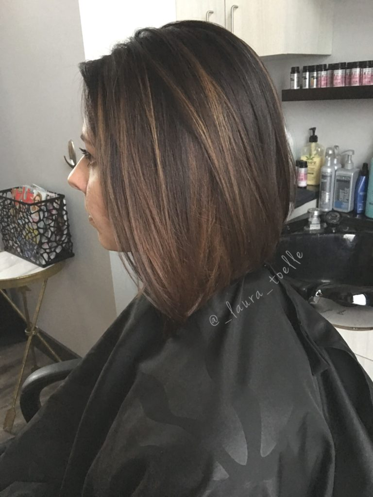 Short Highlights Hairstyles trends 2020 light brown 4