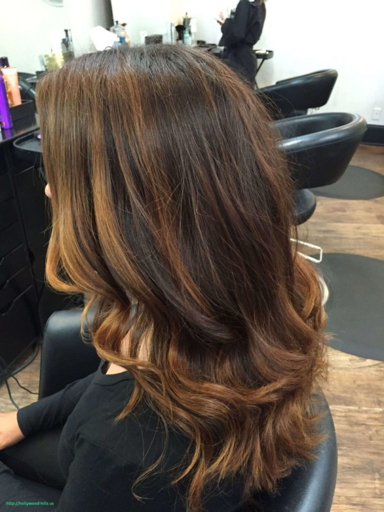 Short Highlights Hairstyles trends 2020 chestnut brown hair color