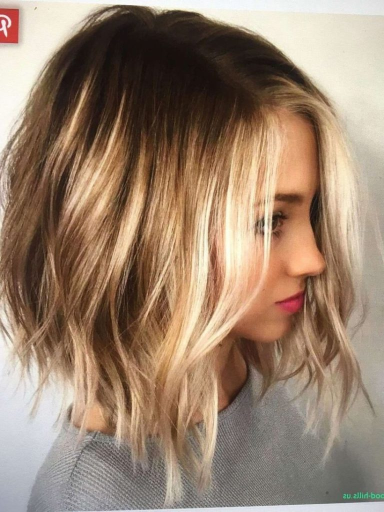 Short Ombre Hairstyles trends 2020 square cut blonde ombré shades
