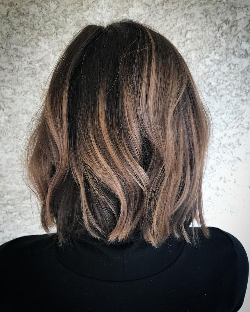 Short Ombre Hairstyles trends 2020 Ombré Blonde shades