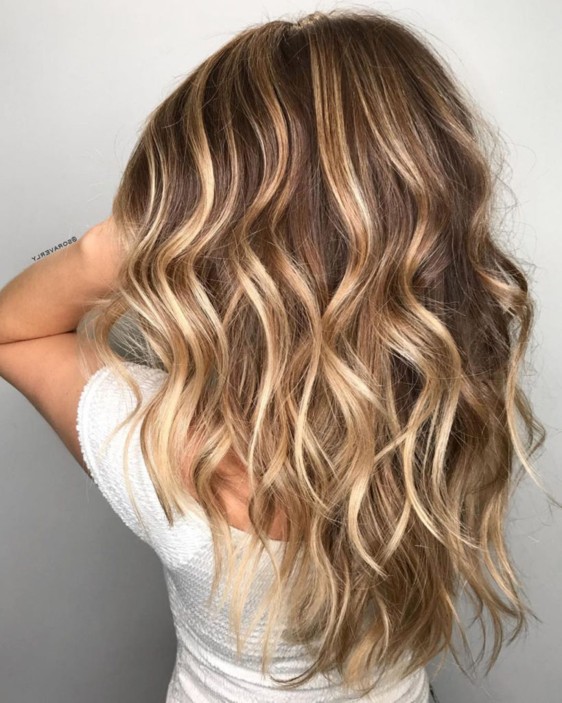 Short Ombre Hairstyles trends 2020 curly blonde color