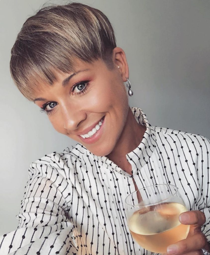 Short Pixie Haircuts trends 2020 ashy