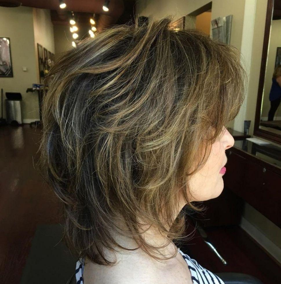 Short Shag Haircuts trends 2020 Blonde Choppy layered hairstyle