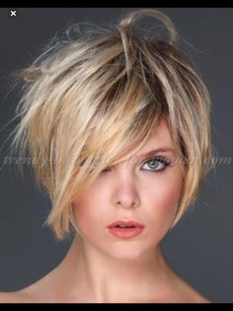 Short Shag Haircuts trends 2020 Soft blonde choppy layers