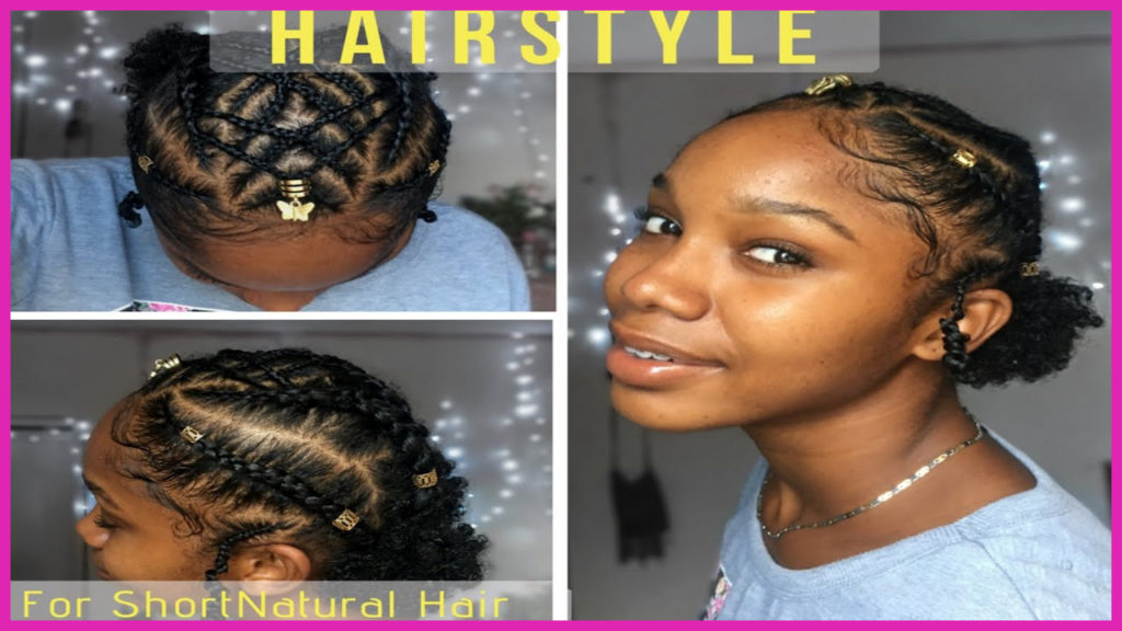 Short braided hairstyles trends 2020 3049 1