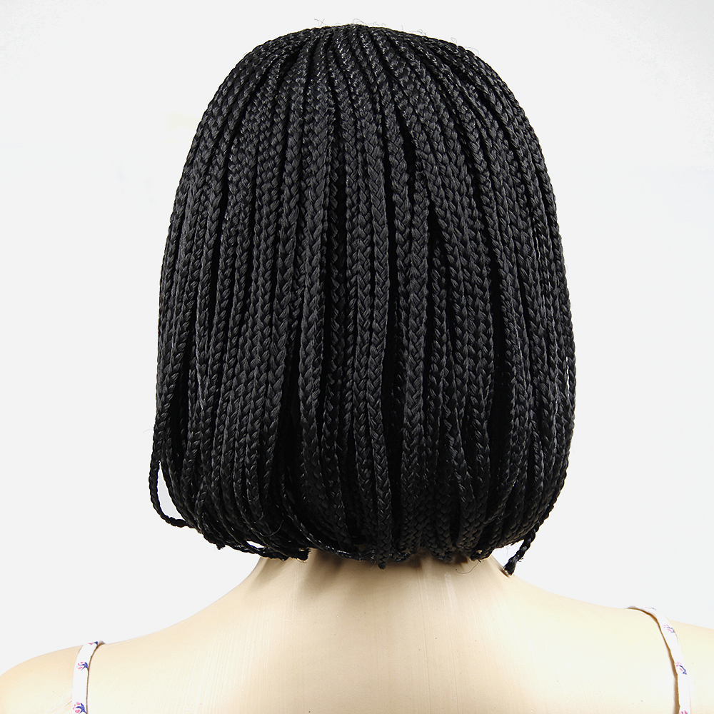 Short braided hairstyles trends 2020 black canerows square cut 3 1