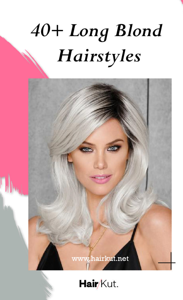 40 long blond hairstyles PINTEREST