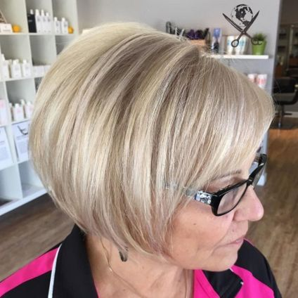 Haircuts for Women over 50