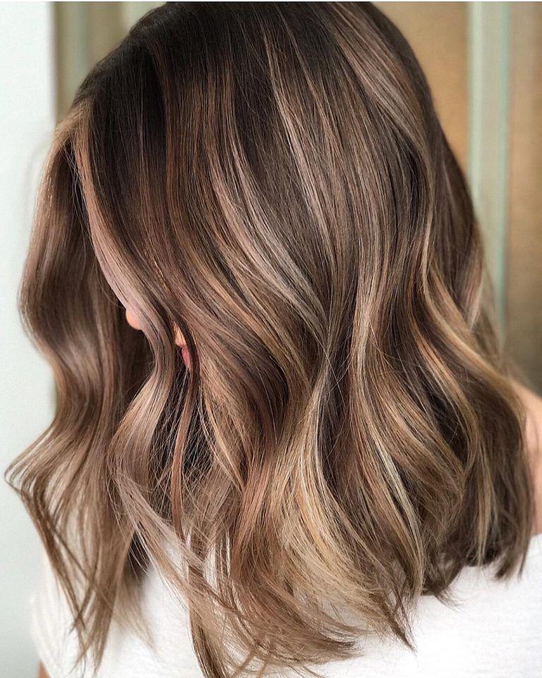 Balayage Hairstyles for Medium Length Hair