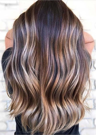 Balayage Long Hairstyles for Women in 2020 1