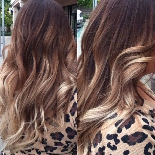 Beautiful Ombre Hairstyles for Women