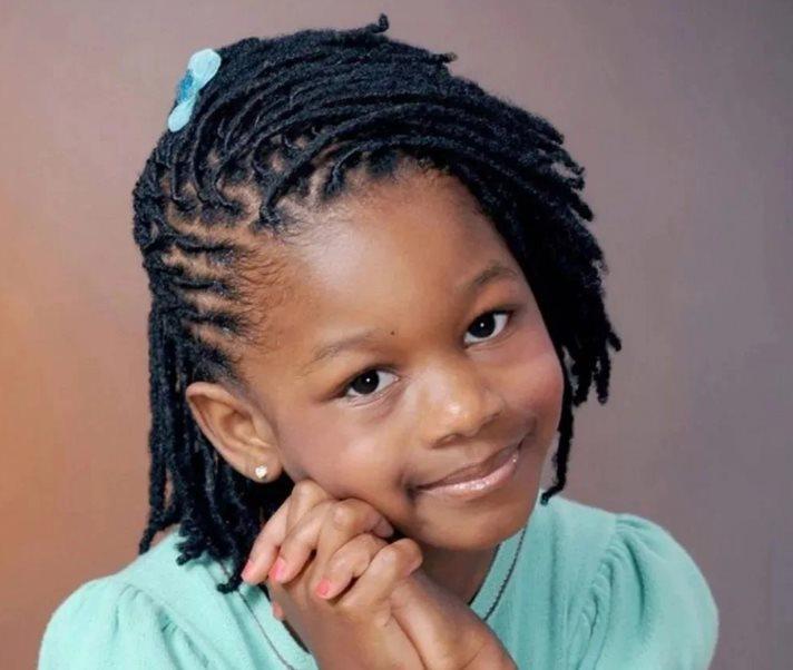 Black Girls Braided Hairstyle 1