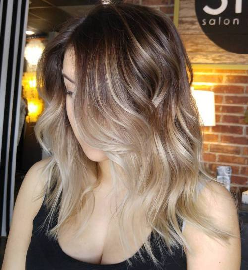 Blonde Hair Color