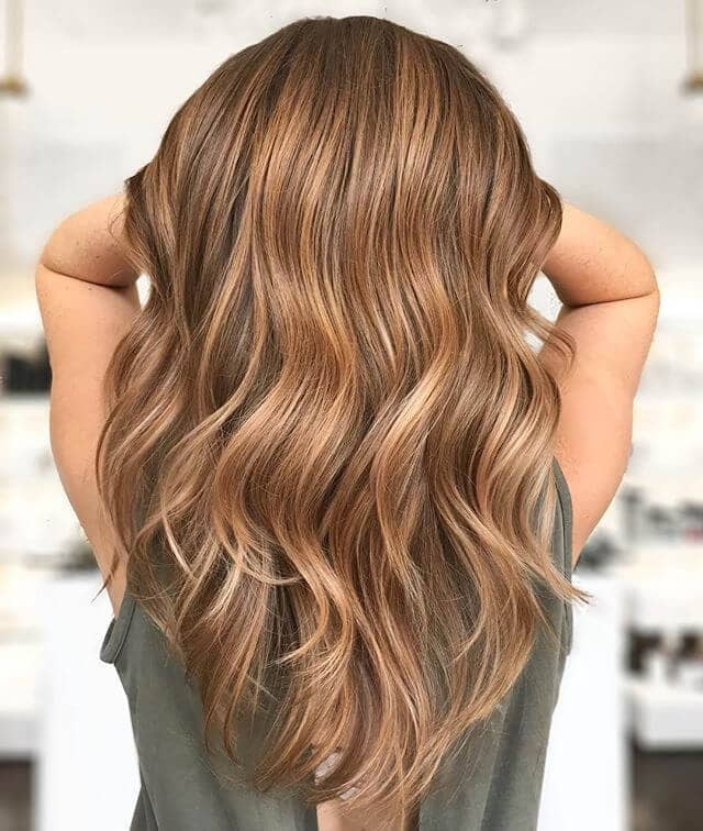 Caramel with Blonde