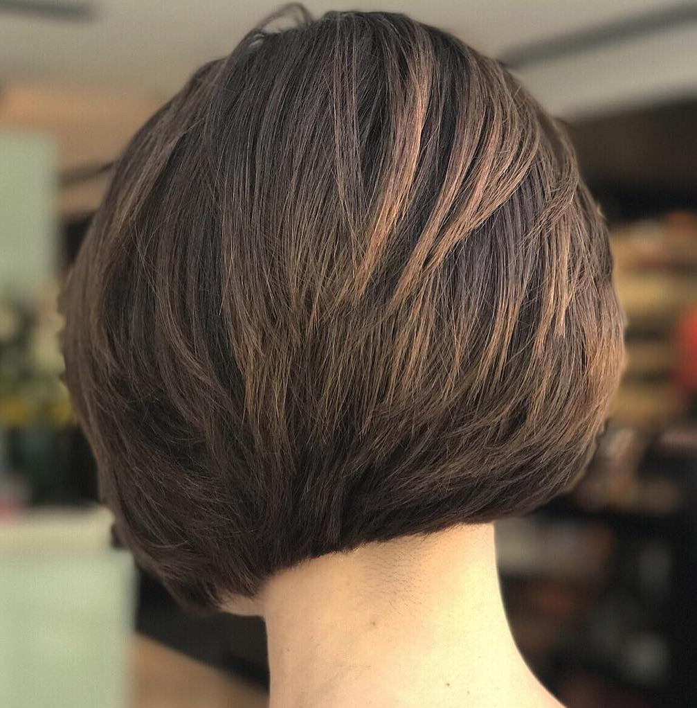 Chic Bob for Thick Hair
