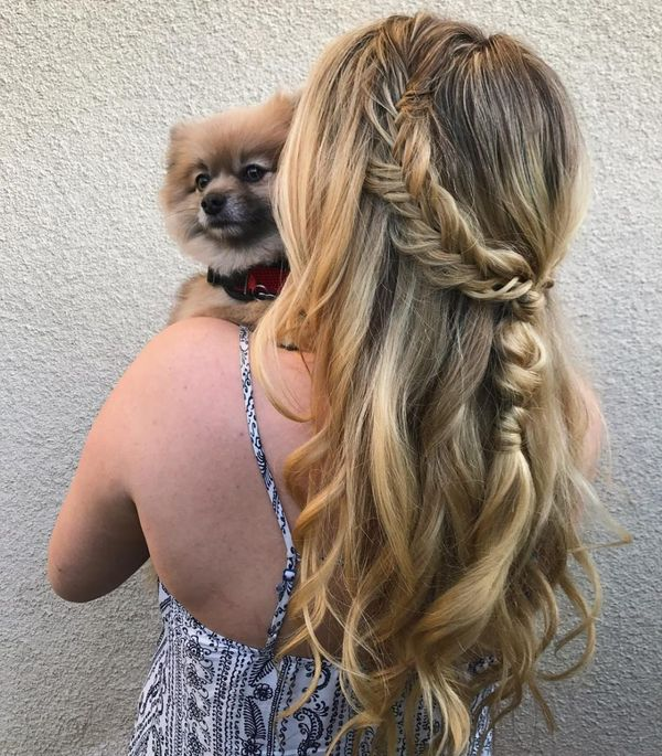 Classic Blonde Highlights