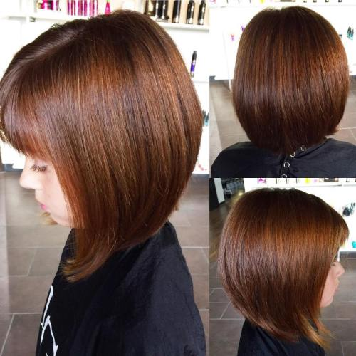 Cute Chestnut Cut