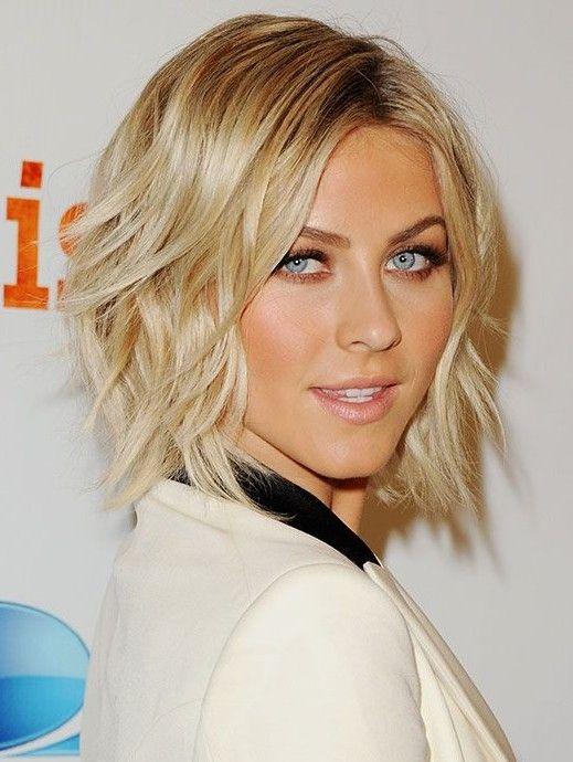 Dirty Blonde Shoulder length Mussed Curls