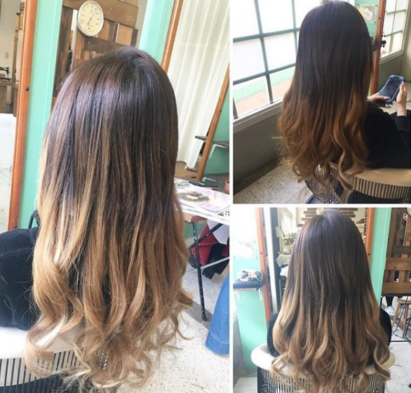 Girls Hairstyle With Long Layers