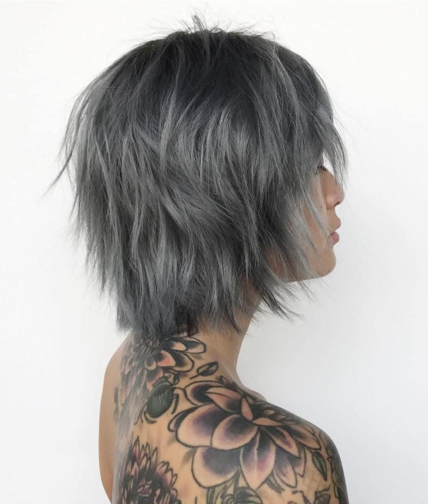 Gray Smooth Seamless Layers