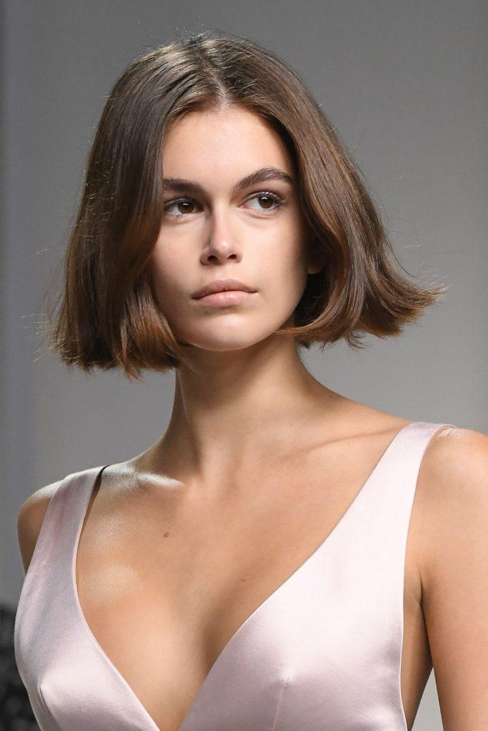 Haircuts For Short Hair Kaia Gerber