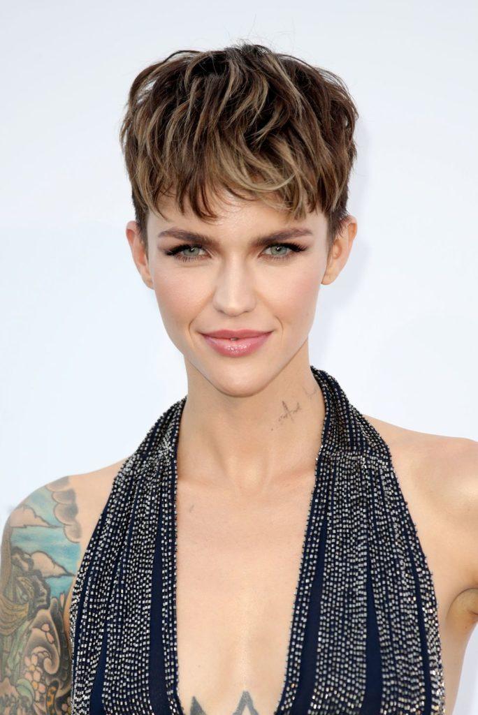 Haircuts For Short Hair Ruby Rose
