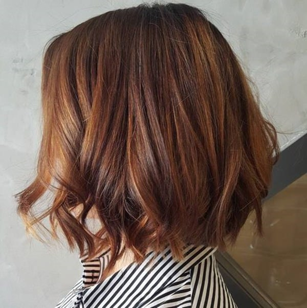 Hairstyles with Caramel