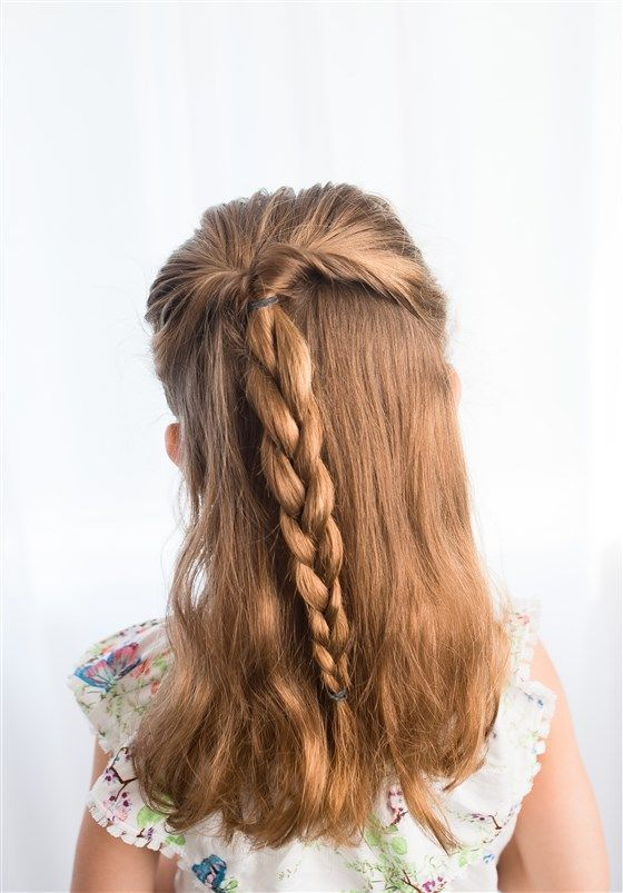 LONG Hairstyle For Girls