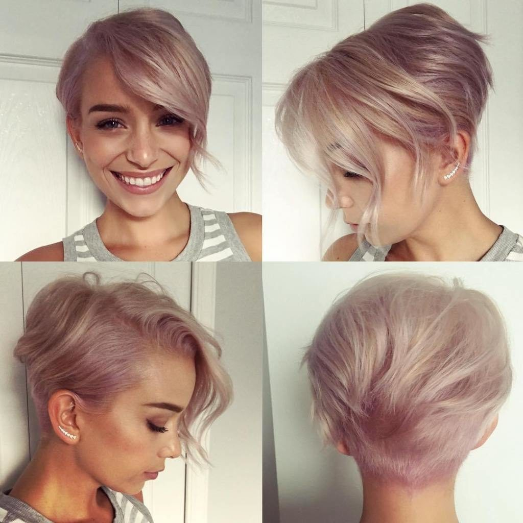 Lilac Pearl Pixie