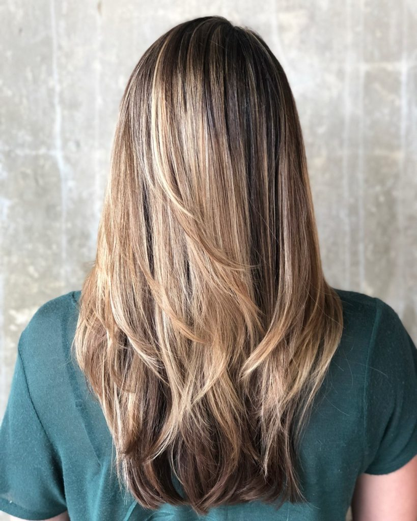 Long Hairstyles with Layers for 2020
