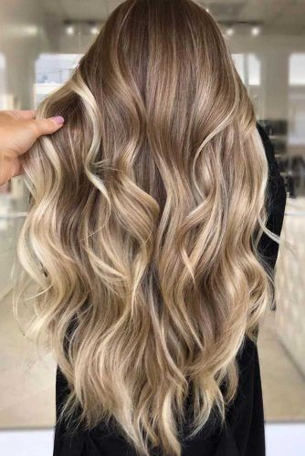 Long Layered Haircut 1