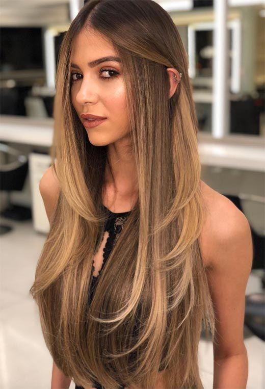 Long Layered Haircuts Hairstyles