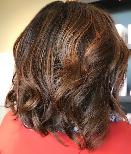 Medium Brown Hair Colors for Every Skin Tone in 2020