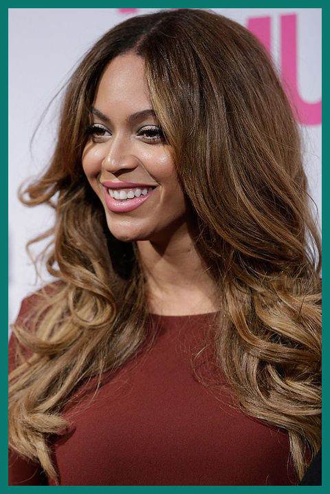 Medium Caramel Brown Hair Color