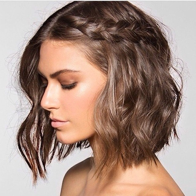 Medium Length Haircuts 1