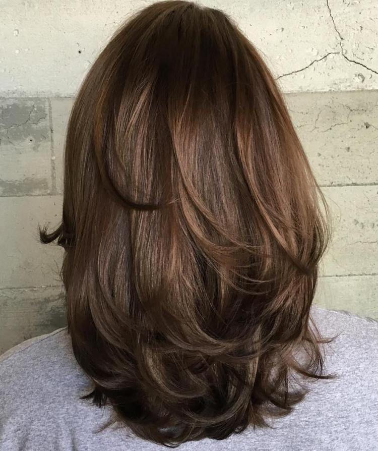 Medium Length Haircuts 2