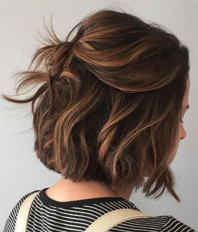 Medium Length Hairstyles 1