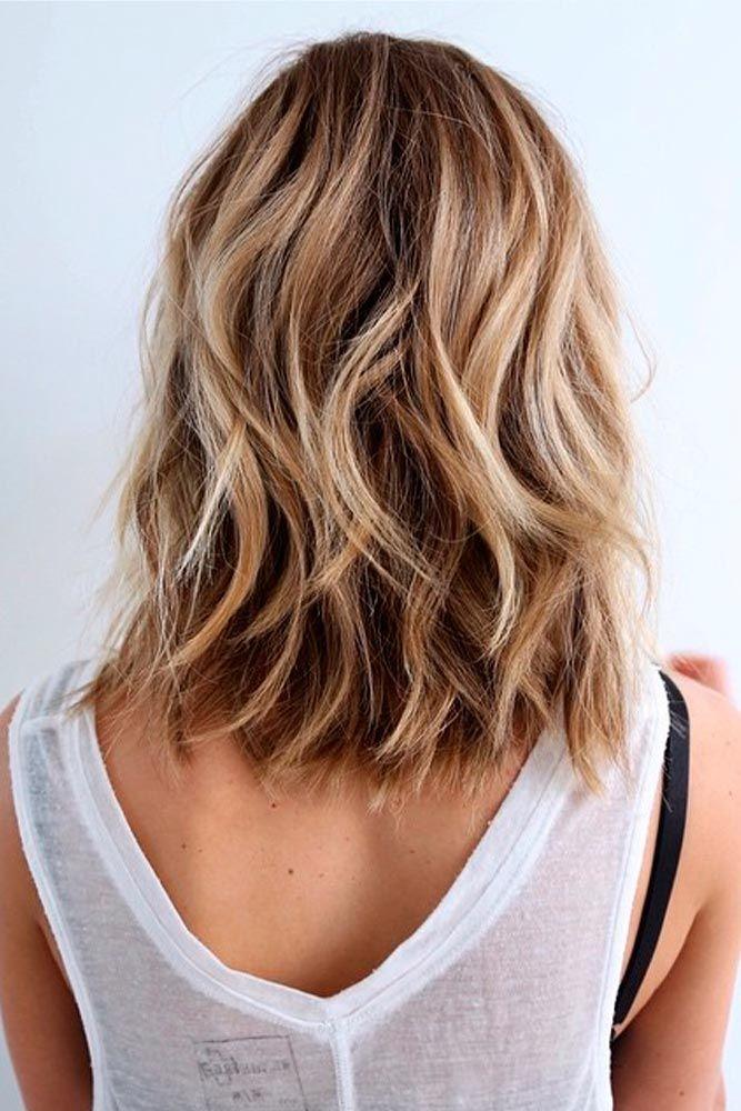 Medium Length Hairstyles 2
