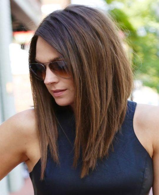 Medium Length Hairstyles and Haircuts 1