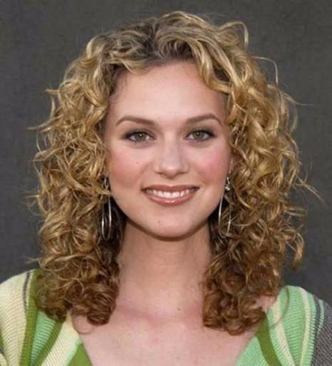 Medium Naturally Curly Hair Layers