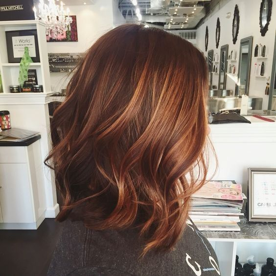 Ombre Balayage Hairstyles 1