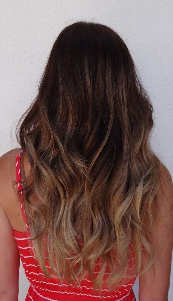 Ombre Hairstyles for Long Hair 1