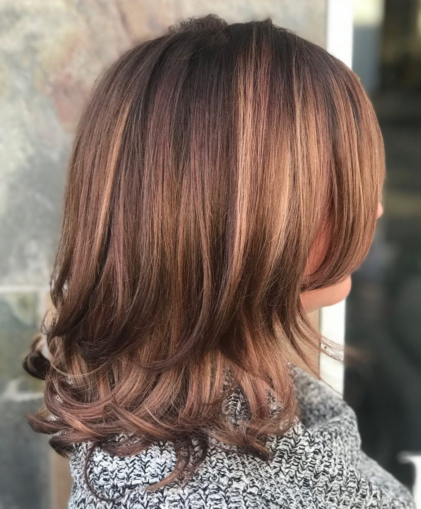 Pink and Copper Tones