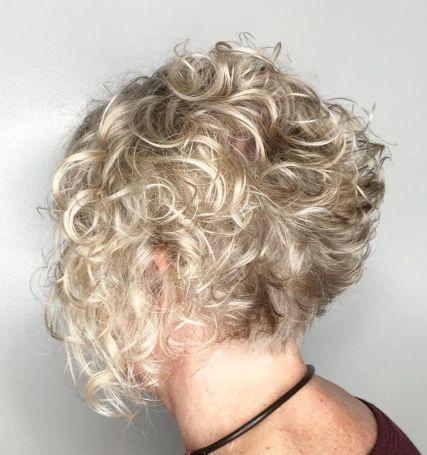 Playful Blonde Curls 1