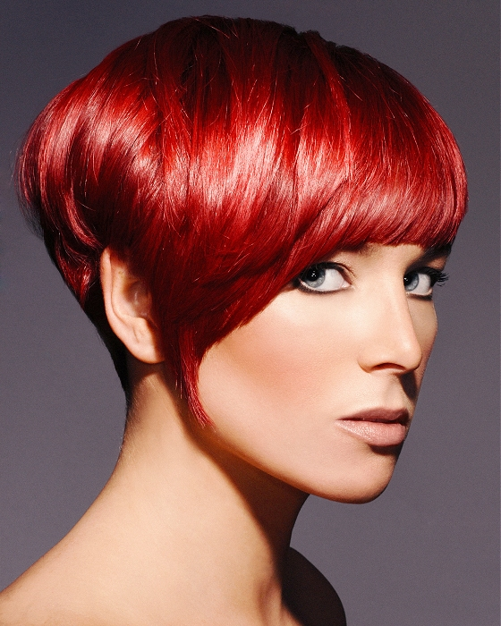 Red With Longer Sides