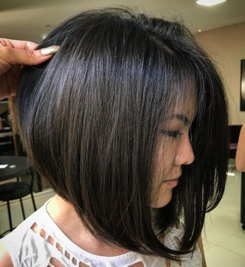 Rounded A Line Lob